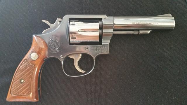 450  38 Smith  Wesson Special CTG