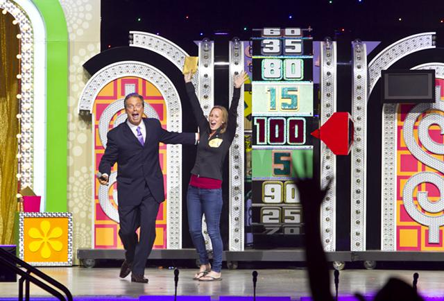 The Price Is Right - Live Stage Show Tickets at Selena Auditorium on 09092015