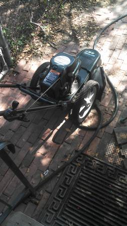 22 string big wheel grass trimmer 5.5 hp (nueces)
