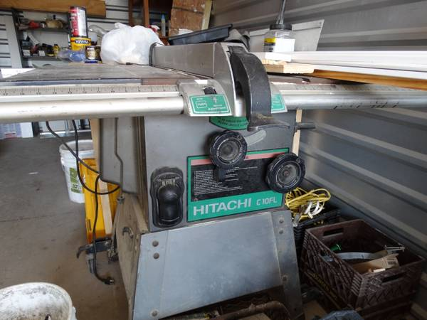 Hitachi C10Fl Table Saw - x0024325 (Portland)