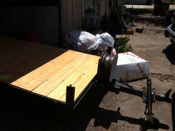 4x10 trailer for sale - $450 (Corpus Christi)