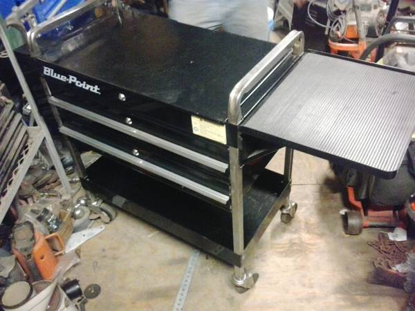 Blue Point Tool Box - $250 (Ingleside)