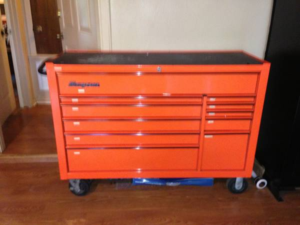 SNAP ON TOOLBOX and TOOLS - $2000 (Calallen)