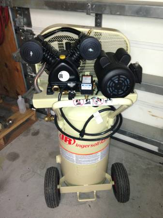 Ingersoll Rand air compressor - $450 (ingleside)