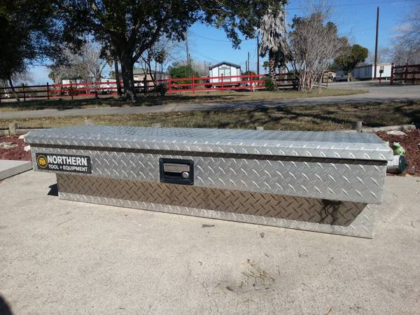 Side Mount Tool Box - $100 (RobstownCalallen)