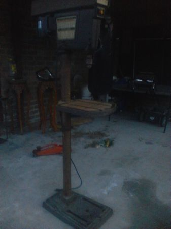Craftsman Commercial 15-12 DRILL PRESS - $250