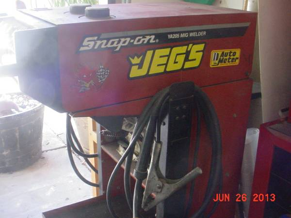 SNAP-ON MIG WELDER - $1200 (Flour Bluff, Corpus Christi)