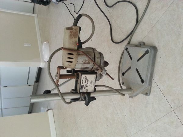 craftsman drill press stand - $20 (corpus christi alameda and texan area)