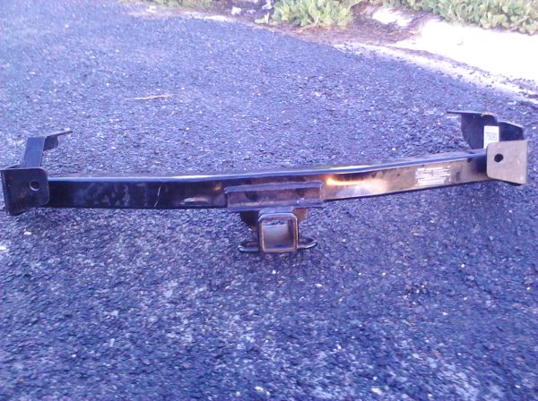 U haul brandnew trailer hitch (new) - $100 (Flour bluff)