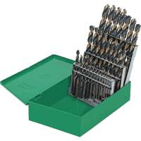 2 Northern Industrial cobalt coated drill bit set - $90 (Flour Bluff)