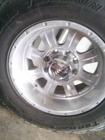 rims and tires ford f250 f350