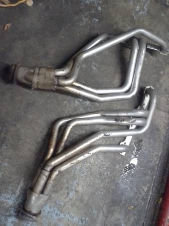 s10 V8 long tube headers OBO FSFT - x0024350 (Sinton)