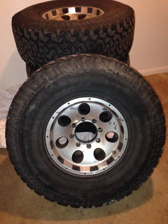 16 Wheels for Sale - $300 (Portland)