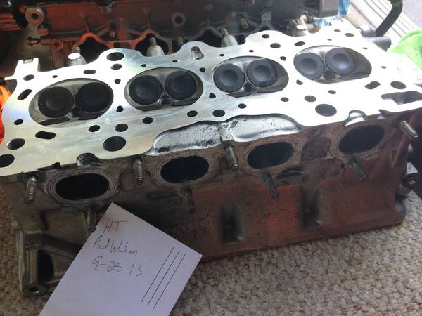2 days only - Honda Parts - GSR, B16, B20 head Type R pistons MORE - $1 (Corpus Christi)