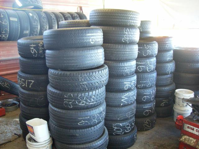 1  New  Used Tires
