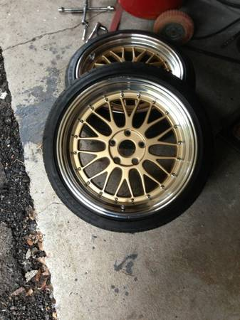 TW FSFT BBS LM reps wtires - $700 (Corpus Christi )