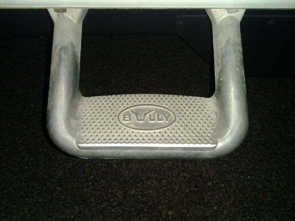 Show bars Brush Guard Trailer hitch (South side)