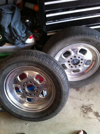 Weld Racing Rodlites - $400 (Four Bluff)