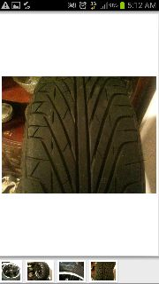 4 cce ice 20 rims and tires - $600 (calallen)