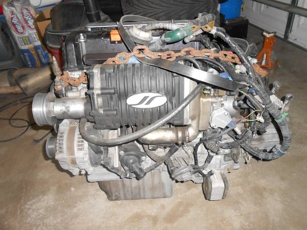 07 Civic SI K20Z3 SWAP, Jackson Racing Supercharger, K-PRO - $5500 (Brownsville)