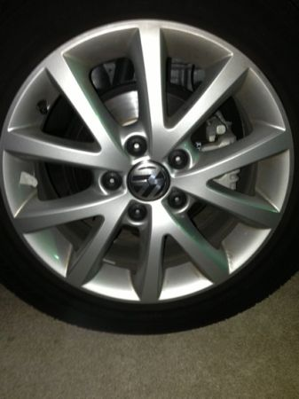 VW JETTA RIMS AND TIRES - $600 (Any)