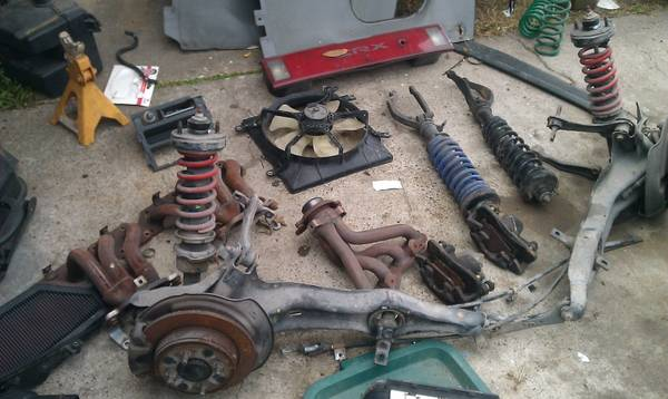 honda parts motors bmw 528i parts - $1 (holly kostoryz cc tx)