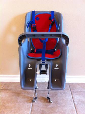 BICYCLE CHILD CARRIER- BELL CLASSIC - $15 (Corpus Christi, south side)