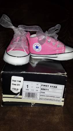Gently or NEVER used baby girl shoes (Corpus Christi)