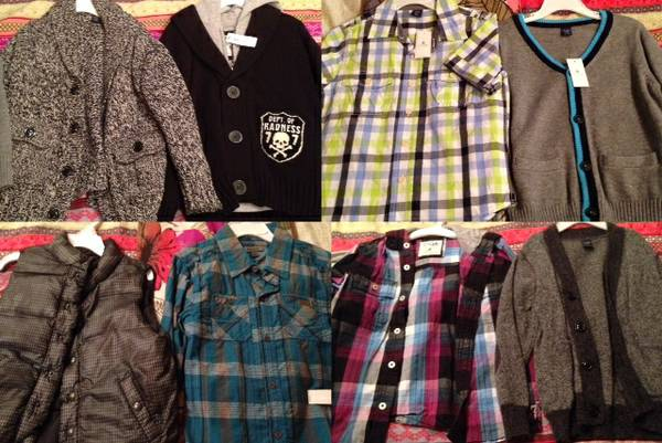 Toddler Boy 4T GAP jackets - $10 (Anniville)