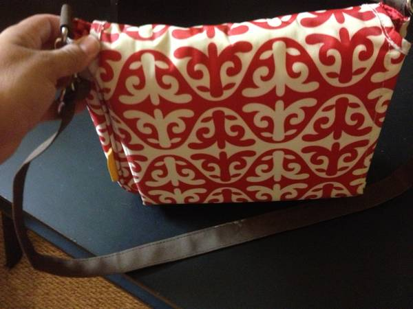 small diaper bag for on the go - x002410 (Flour Bluff CC)