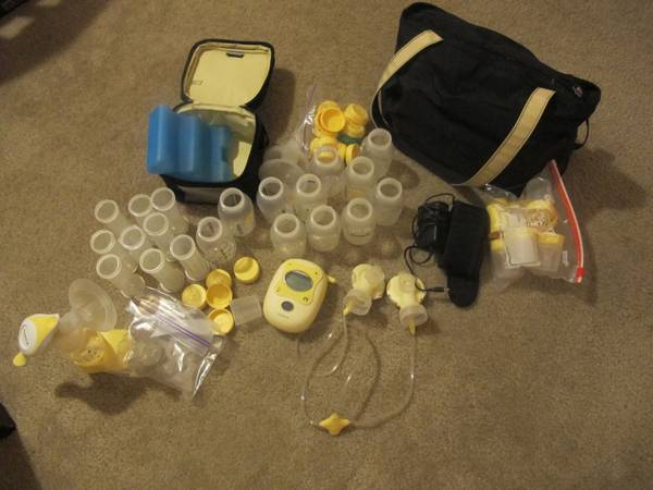 Medela Freestyle Hands-Free Double Electric Breast Pump -   x0024 150  Corpus Christi