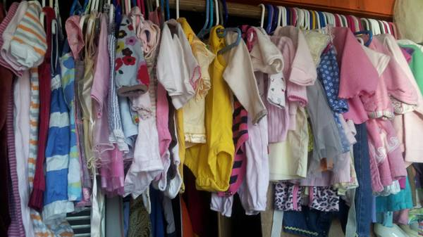 baby clothes of all sizes -   x0024 1  3607 S Port