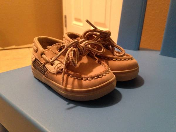 Infant Sperry Top-Sider Bluefish Boat Shoes - $20 (Ayers)