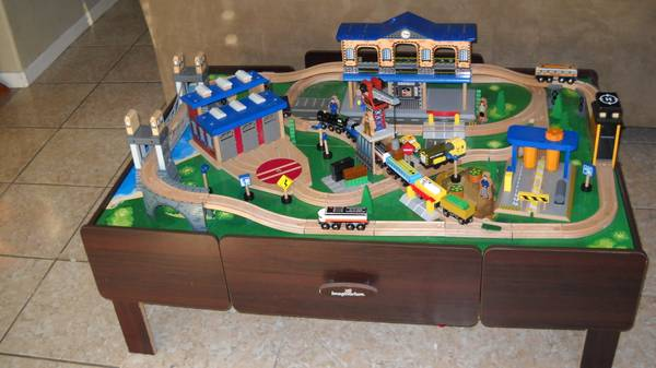Thomas The Train Wooden Track Sets For Sale