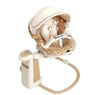 Graco Sweetpeace Infant Soothing Swing - $100 (Island)