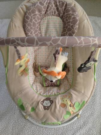 Baby bouncer,  car seat,  clothes,  and baby carrier (Flour bluff)