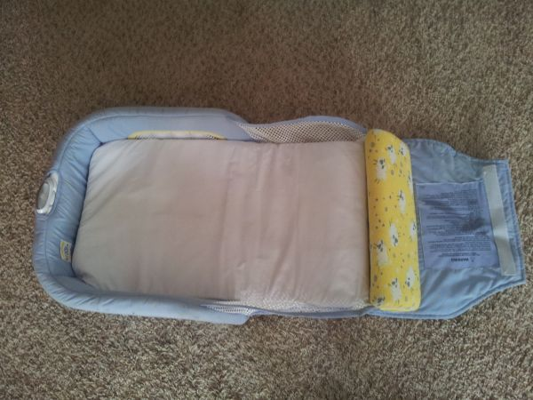 The First Years portable infant co-sleeper - $20 (Portland)
