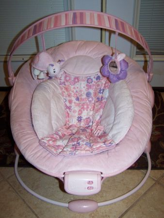 Bassinet, Swing, Bouncer,  Activity Saucer (Annaville)