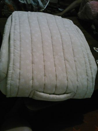 snuggle nest co-sleeper - $20 (Annaville)