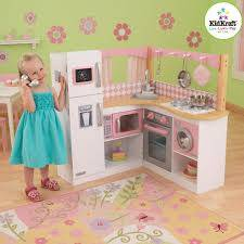 KidKraft Pink Grand Gormet Corner Kitchen - $100 (Alice)