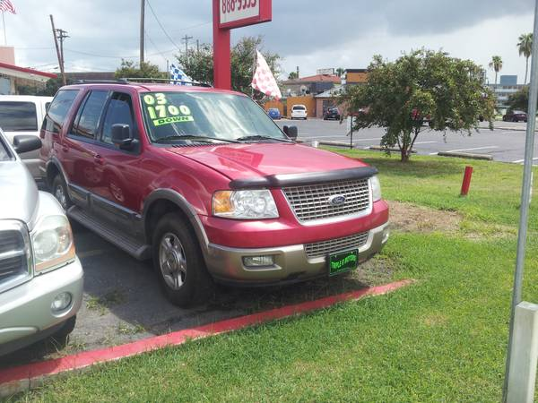 2003 FORD EXPEDTION EDDIE BAUER - $1500 (TRIPLE R MOTORS)