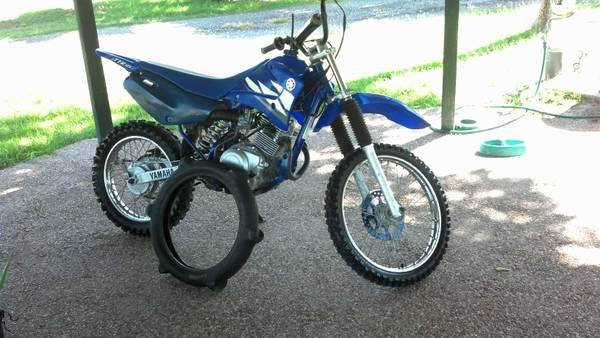 TTR 125 Yamaha Dirt bike - $1450 (Aransas Pass Tx)
