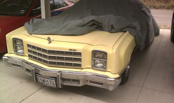 MONTE CARLO 1977 - $6000 (THE VALLEY)