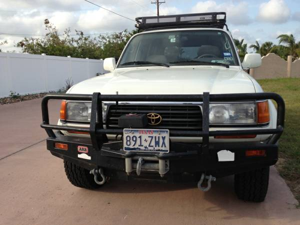 Toyota Land Cruiser 1996 - $7000 (Aransas Pass, TX)