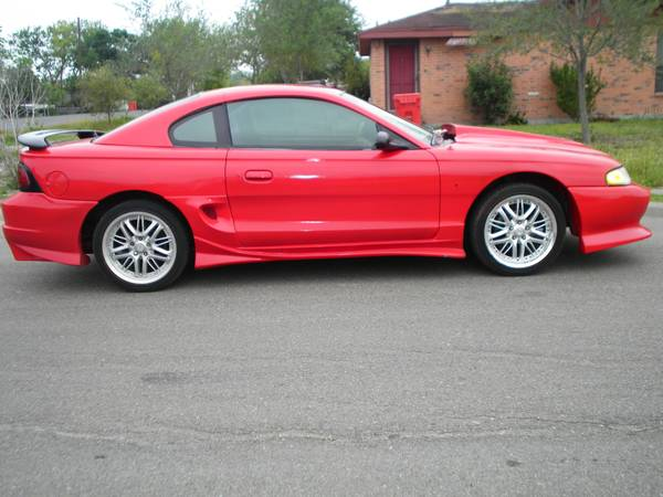 1998 Ford Mustang - $3600 (Robstown Tx)