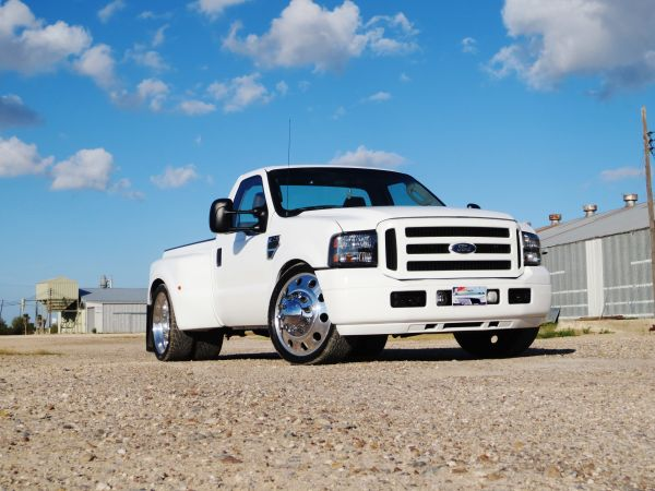 2006 Ford F250 One of a Kind - $21000 (RGV)