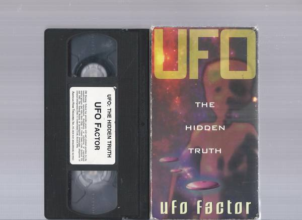 UFO -The Hidden Truth - $4 (corpus)