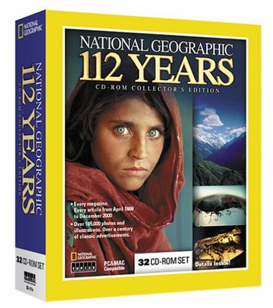 National Geographic 112 Years, and Maps Complete Collection. - x002440 (South side)