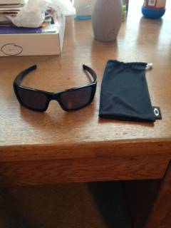 Oakley Fuel Cell Sunglasses 100 authentic 50 off - $55 (Portland, Tx)