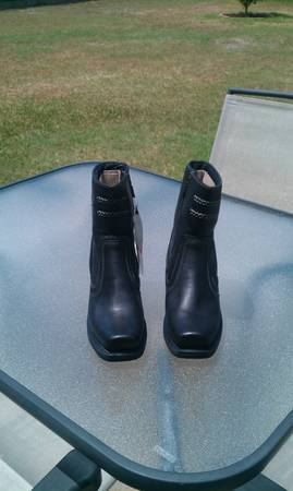 Ladies Motorcycle Boots (REDUCED) - $45 (Alameda Area)